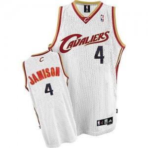 Canotte Jamison,Cleveland Cavaliers Bianco