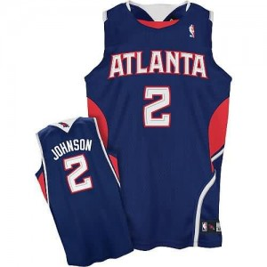 Canotte Johnson,Atlanta Hawks Blu