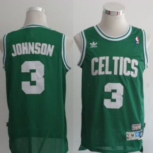 Canotte Johnson,Boston Celtics Verde