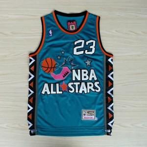 Canotte NBA Jordan,All Star 1996 Verde