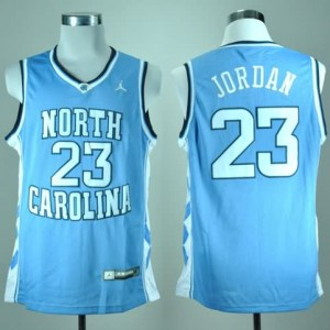 Canotte NCAA Jordan,North Carolina Blu