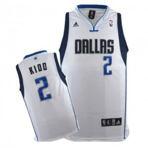 Canotte Kidd,Dallas Mavericks Bianco