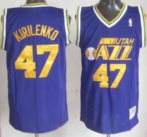 Canotte Kirilenko,Utah Jazz Porpora