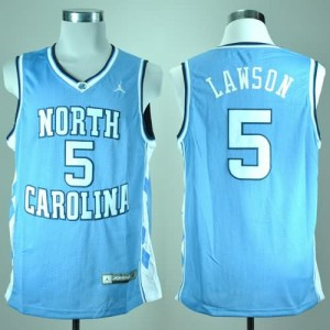 Canotte NCAA Lawson,North Carolina Blu