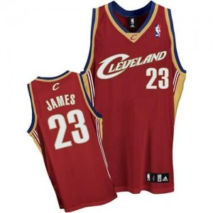 Canotte Lebron James,Cleveland Cavaliers Rosso2