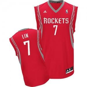 Canotte Rivoluzione 30 Lin,Houston Rockets Rosso