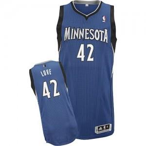 Canotte Love,Minnesota Timberwolves Blu