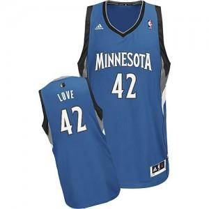 Canotte Rivoluzione 30 Love,Minnesota Timberwolves Blu