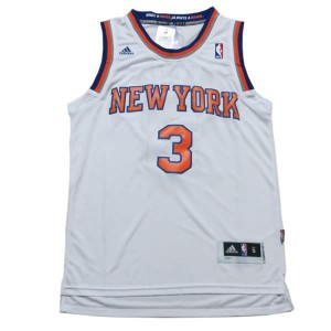 Canotte Rivoluzione 30 Martin,New York Knicks Bianco