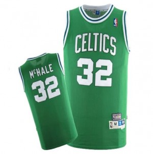 Canotte McHale,Boston Celtics Verde