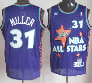 Canotte NBA Miller,All Star 1995 Blu