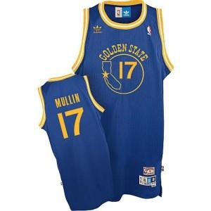Canotte Rivoluzione 30 Mullin,Golden State Warriors Blu