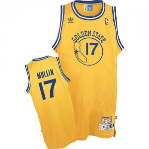 Canotte Rivoluzione 30 Mullin,Golden State Warriors Giallo
