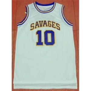 Canotte NCAA Rodman,Savages Bianco