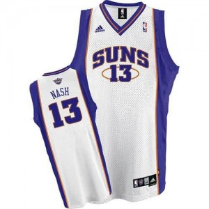 Canotte Nash,Phoenix Suns Bianco