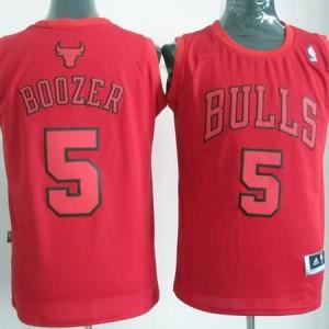 Canotte NBA Natale 2012 Boozer Rosso