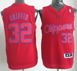 Canotte NBA Natale 2012 Griffin Rosso