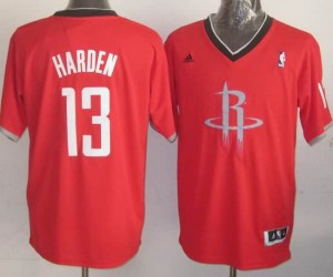 Canotte NBA Natale 2013 Harden Rosso