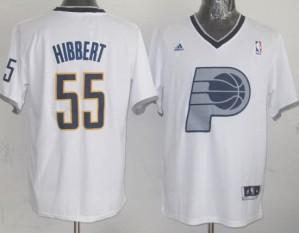 Canotte NBA Natale 2013 Hibbert Bianco