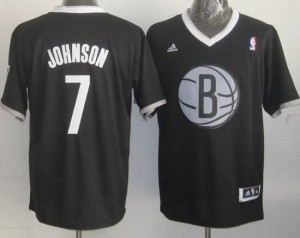 Canotte NBA Natale 2013 Johnson Nero