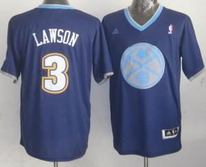 Canotte NBA Natale 2013 Lawson Blu