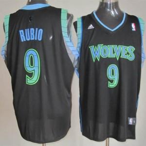Canotte NBA Moda Rubio Nero