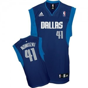 Canotte Nowitzki,Dallas Mavericks Blu2