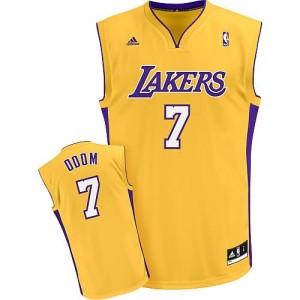 Canotte Rivoluzione 30 Odom,Los Angeles Lakers Giallo