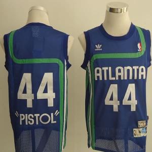 Canotte Pistol,Atlanta Hawks Blu