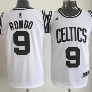 Canotte Rondo,Boston Celtics Bianco2