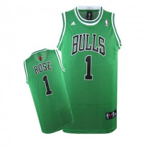 Canotte Rose,Chicago Bulls verde