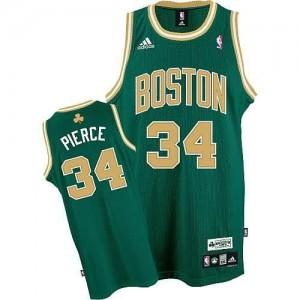 Canotte Rivoluzione 30 Pierce,Boston Celtics Verde