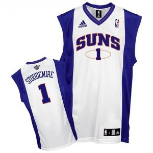 Canotte Stoudemire,New York Knicks Bianco