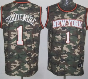 Canotte NBA Camouflage Stoudemire Riv30