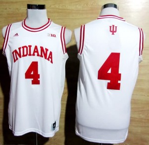 Canotte NCAA Victor Oladipo,Indiana Bianco