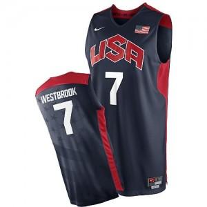 Canotte Westbrook,USA 2012 Nero