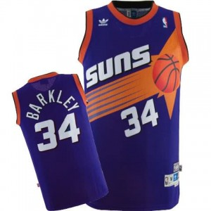 Canotte Charles,Phoenix Suns Barkley Blu