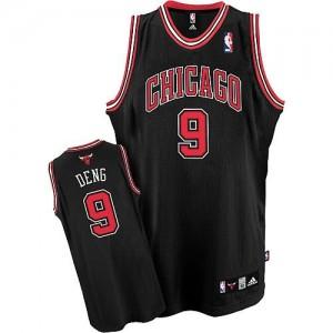Canotte Deng,Chicago Bulls Nero