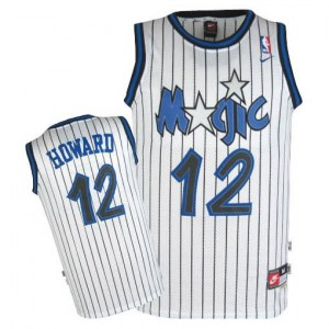 Canotte Howard,Orlando Magic 12 Bianco