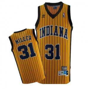 Canotte Miller,Indiana Pacers Giallo