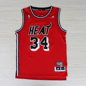 Canotte Rivoluzione 30 retro Allen,Miami Heats Rosso
