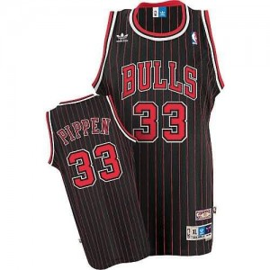 Canotte Pippen,Chicago Bulls Nero
