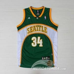 Canotte Allen,Seattle Sonics Verde
