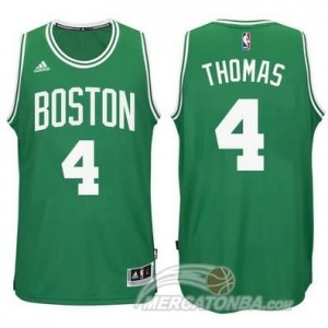 Canotte Thomas,Boston Celtics Verde