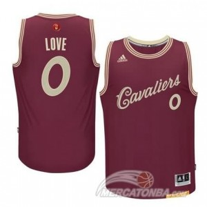 Canotte Love,Cleveland Cavaliers Rosso