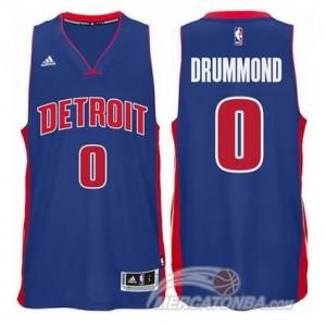 Canotte Drummond,Detroit Pistons Pistons Blu