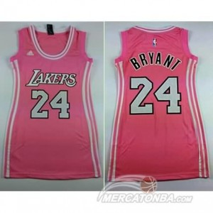 Canotte Donna Bryant,Los Angeles Lakers Rosa