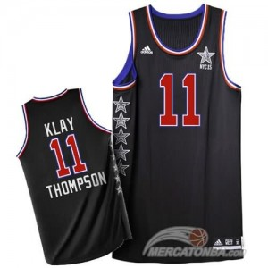 Canotte NBA Klay,All Star 2015 Nero