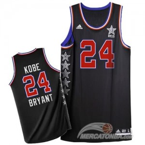 Canotte NBA Kobe,All Star 2015 Nero