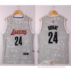Canotte NBA Luces Bryant Luces Grigio